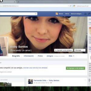 Imágenes y vídeos para crear perfiles falsos en redes sociales