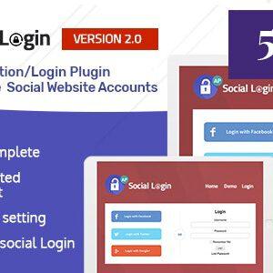 acceso a través de redes sociales