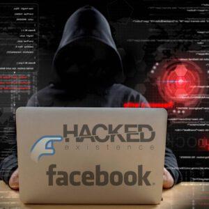 landing page Hackear Facebook
