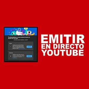 Como emitir un video en Youtube en directo y en bucle