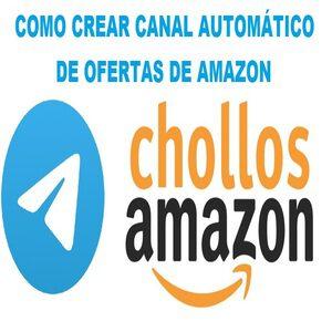 Canal de telegram de Chollos en Automático