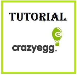 Tutorial de Crazy Egg