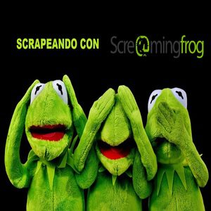Scrapeando con Screaming Frog