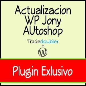 WP Jony Autoshop v.1.1.0